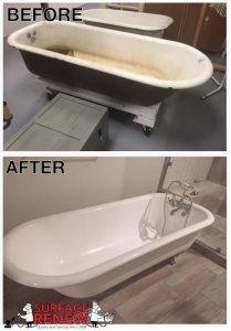 Bath Refinishing Service near me