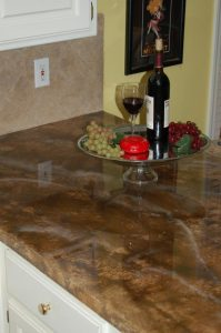 Kitchen Counter Top Refinishing Services