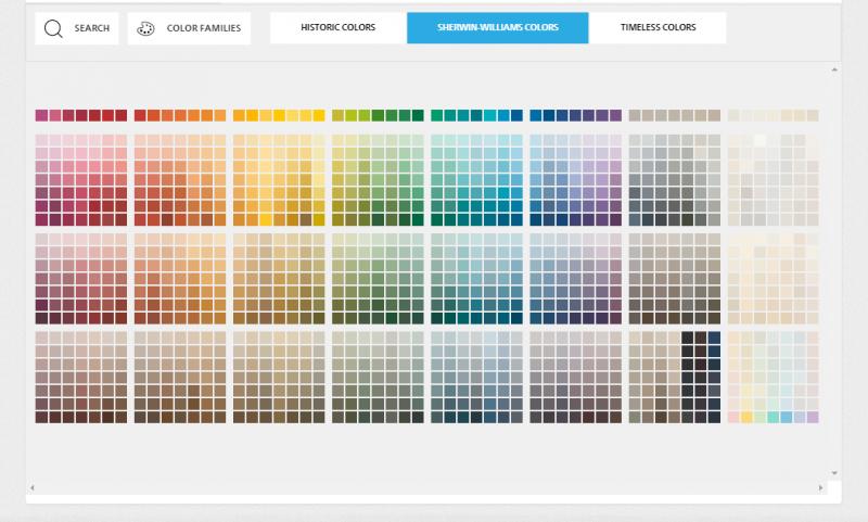 Sherwin Williams Custom Colors for bathtub refinishing