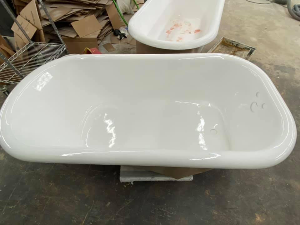 Antique Bathtub Refinishing Surface Renew AR