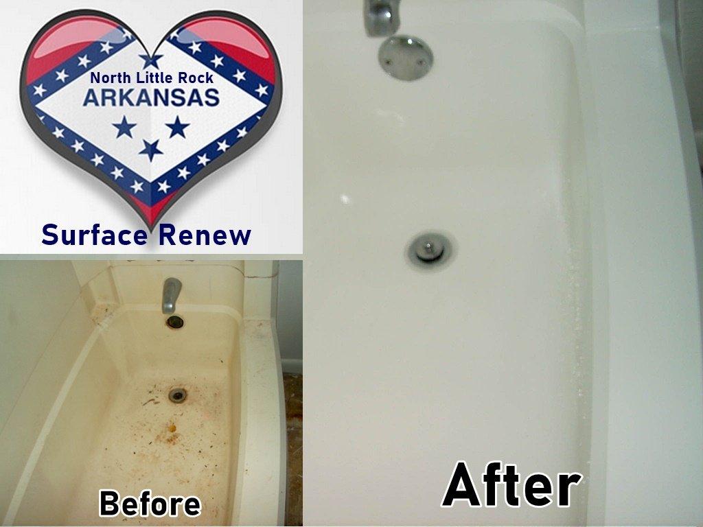 Resurface Bathtub Service Arkansas Surface Renew