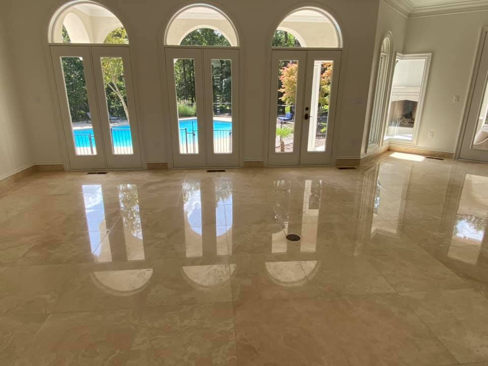 Natural Stone Floor Cleaning Service near me Arkansas
